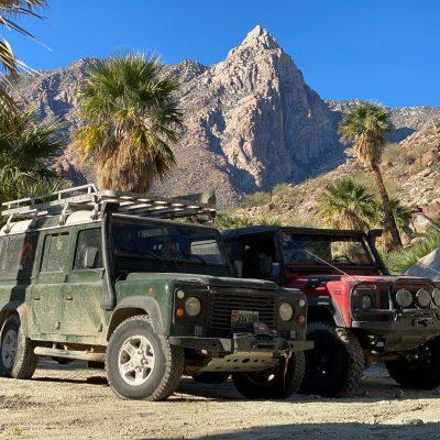 Baja Rovers