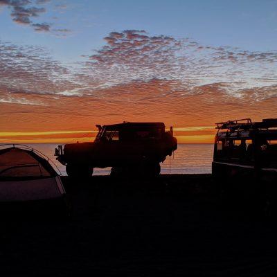 Baja morning sunrise 2