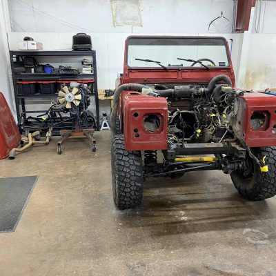 Engine rebuild 3